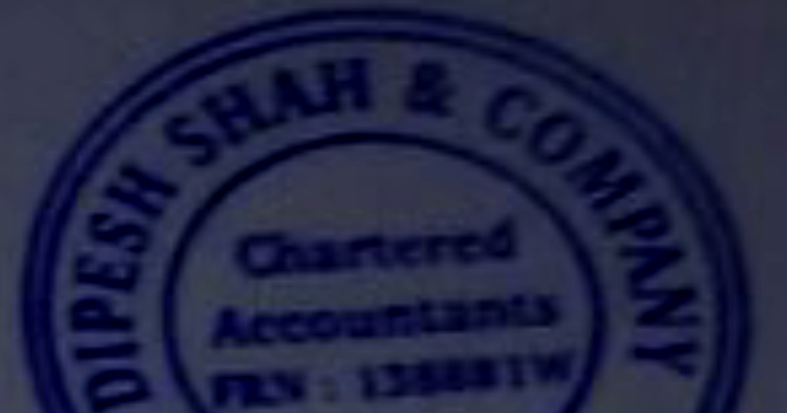 Thespian Accountant Rubber Stamps Required For A Chartered