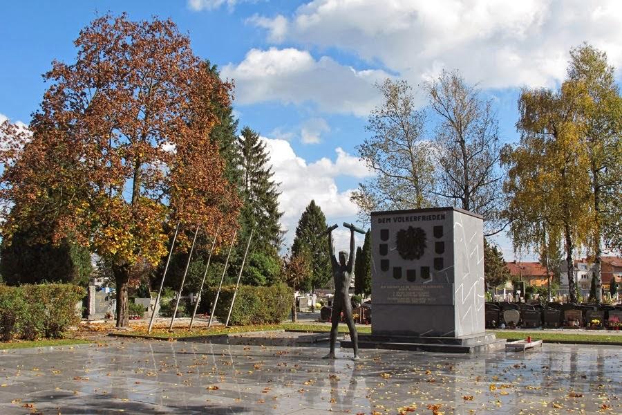Avstrijsko vojno pokopališče