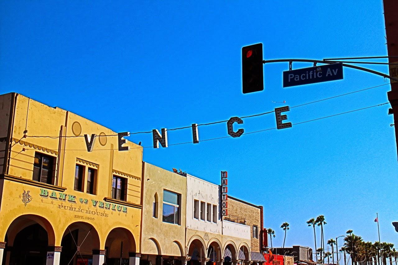 Cómo disfrutar del barrio más excéntrico de Los Ángeles: Venice