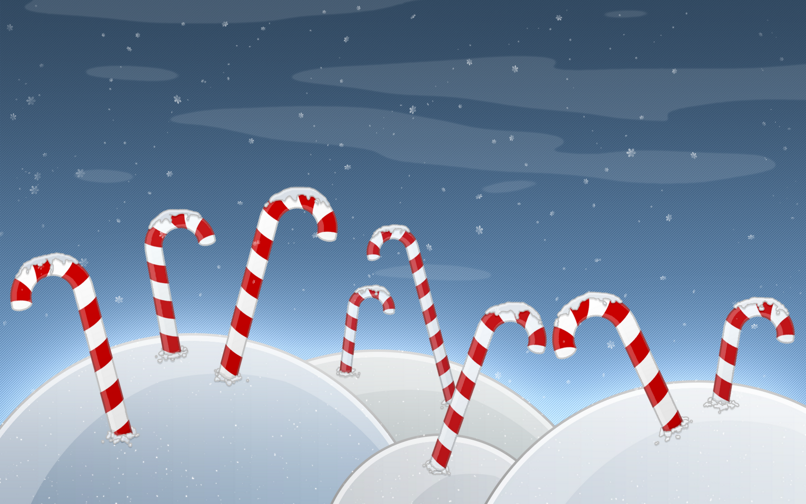 Christmas Candy Cane Wallpapers [HD] | Wallpapers High Definition ...