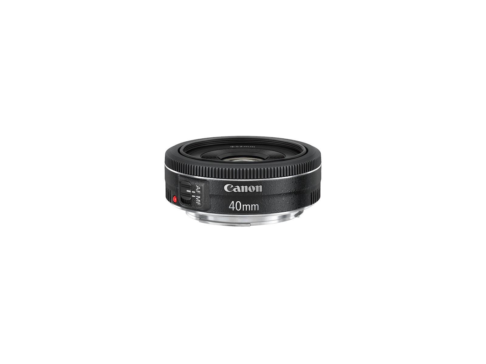 Análisis Canon EF 40mm f/2.8 STM