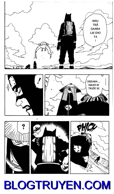 Naruto chap 250 Trang 8 - Mangak.info