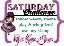 Kraftin Kimmie Saturday Challenge