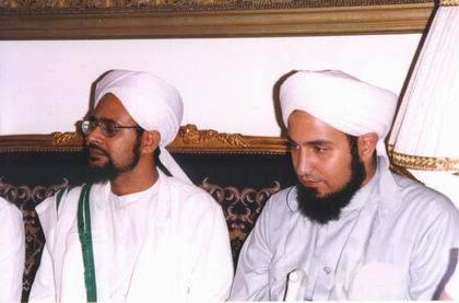 Habib Umar bin Hafidz & Habib Ali Al-Jufri