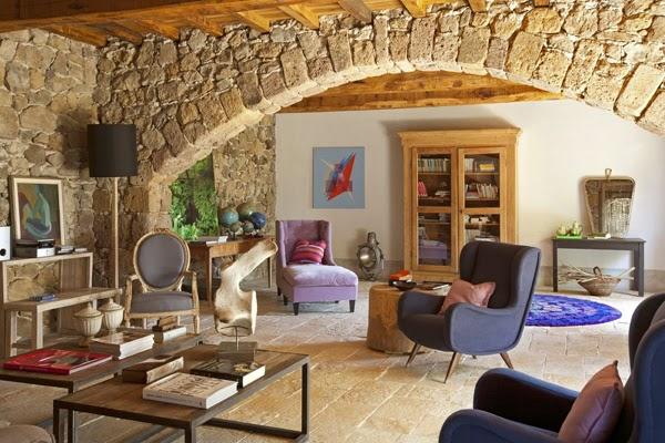 Casa de campo en la Toscana - Claudia Pelizzari Interior Design
