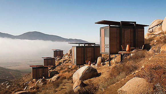 A Tiny Modern Design Hotel In Mexico TheModernSybarite