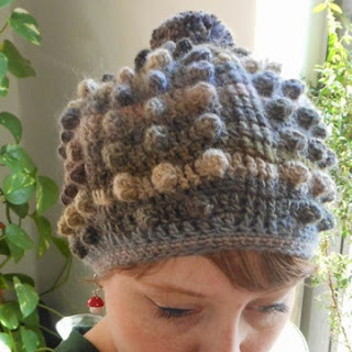 Seeigel Mütze
