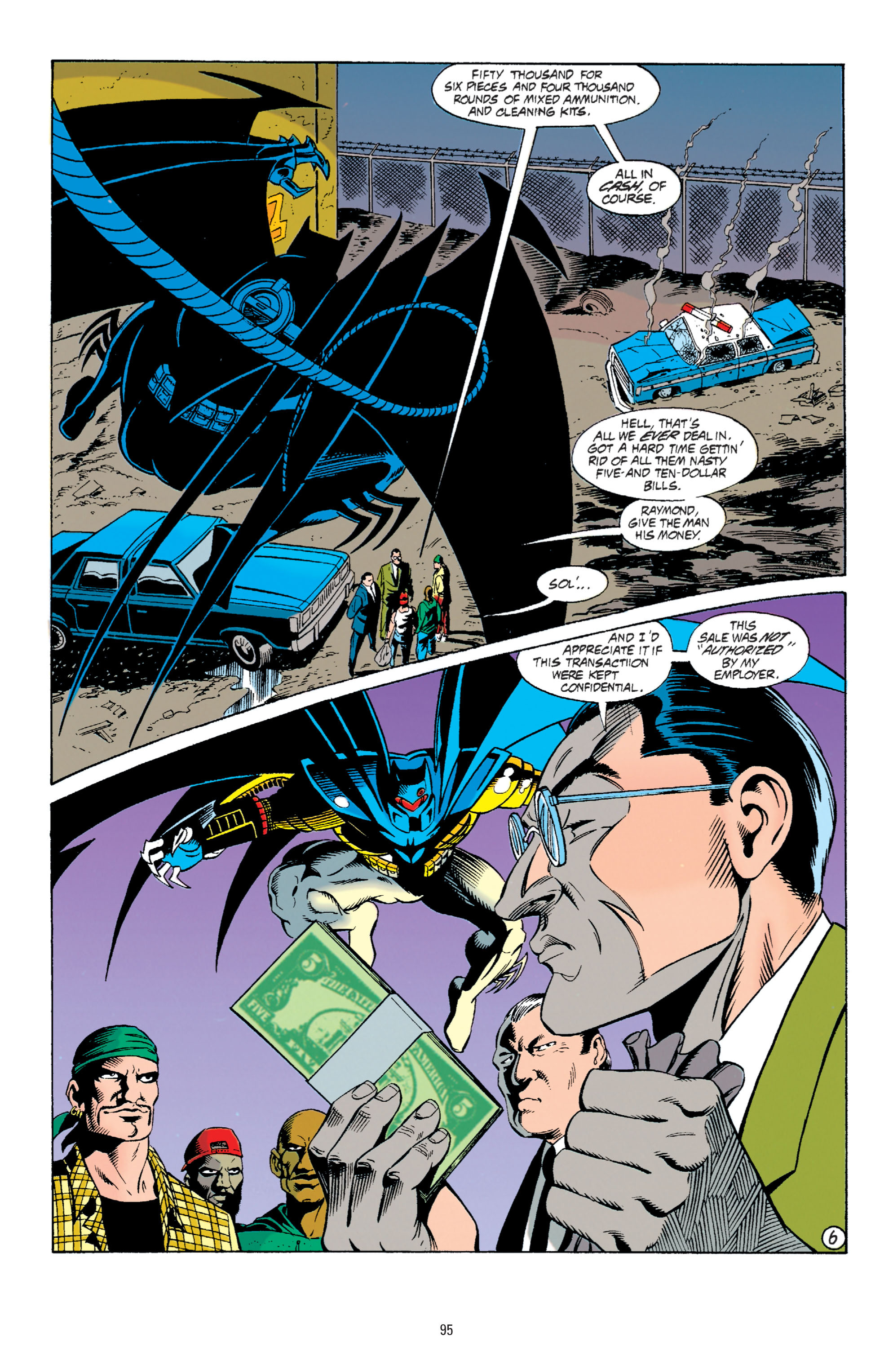 Detective Comics (1937) Issue #676 Page 7