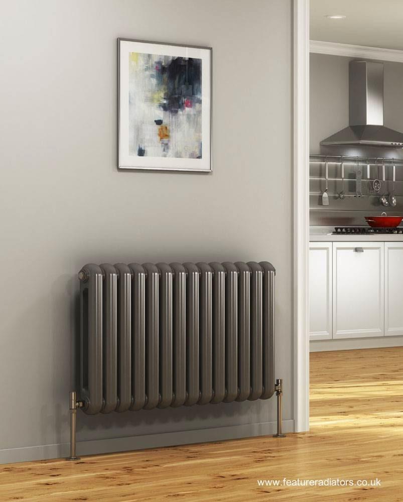 Arquitectura de casas radiadores de calefacci n de gran - Modelos de radiadores ...
