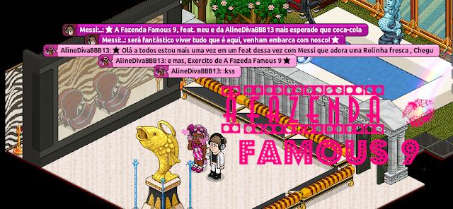 A Fazenda Famous 9