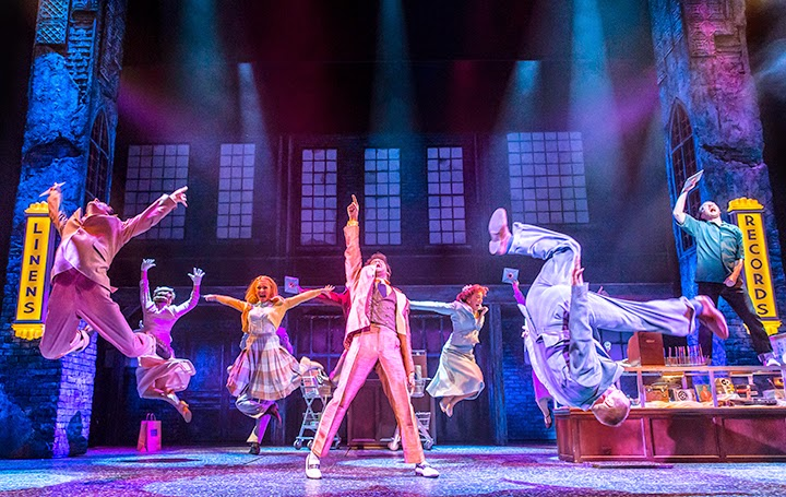 Memphis the Musical - London West End Theatres