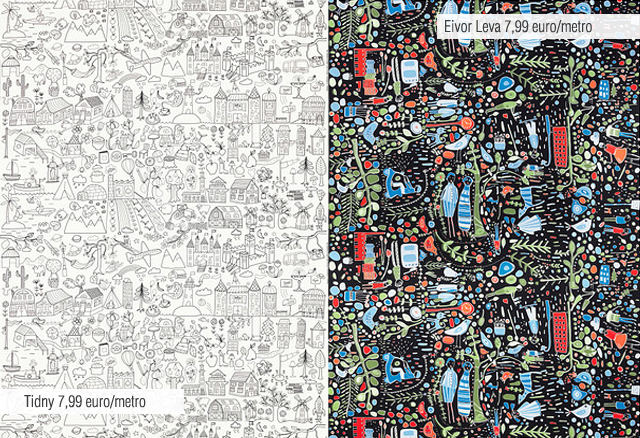Seaseight design blog diy tovaglie for Tessuti a metraggio ikea