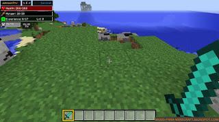 HUDWidgets Mod para Minecraft 1.7.10