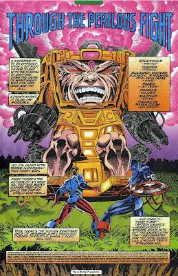 Captain America 441 M.O.D.O.K.