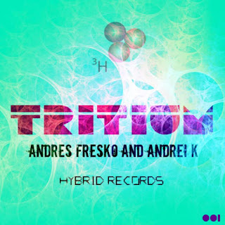 New Track From Hybrid Records: Andres Fresko and Andrei K - Tritium
