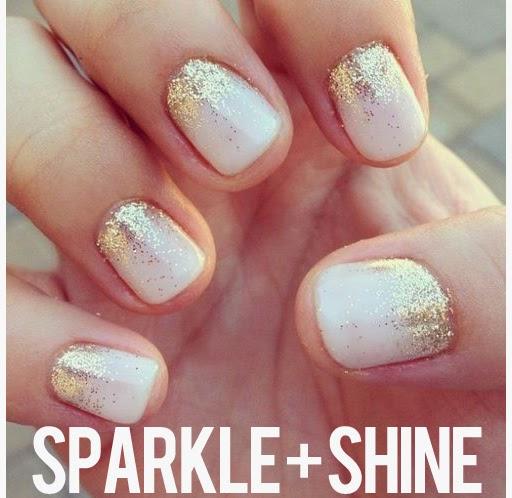 Bridal nail inspiration