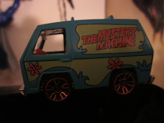 Mystery Machine
