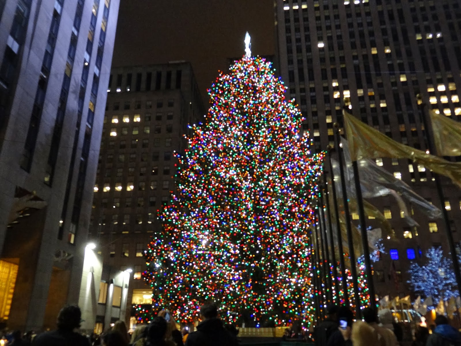 And Then I Moved to...: NYC AT CHRISTMAS