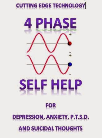 4 Phase self-help for the suicidal