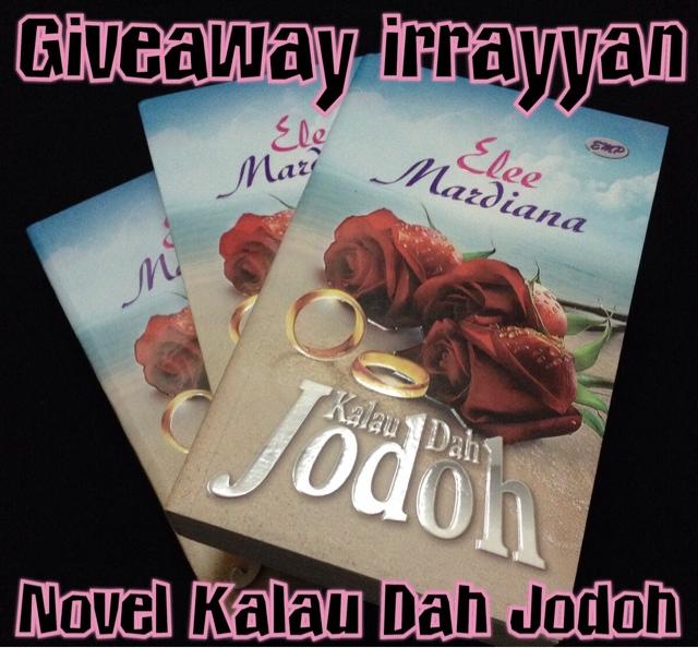 http://www.irrayyan.com/2015/10/giveaway-irrayyan-kalau-dah-jodoh.html