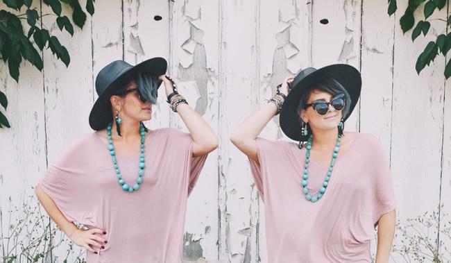 Cleveland Ohio Fashion Blogger - boho style