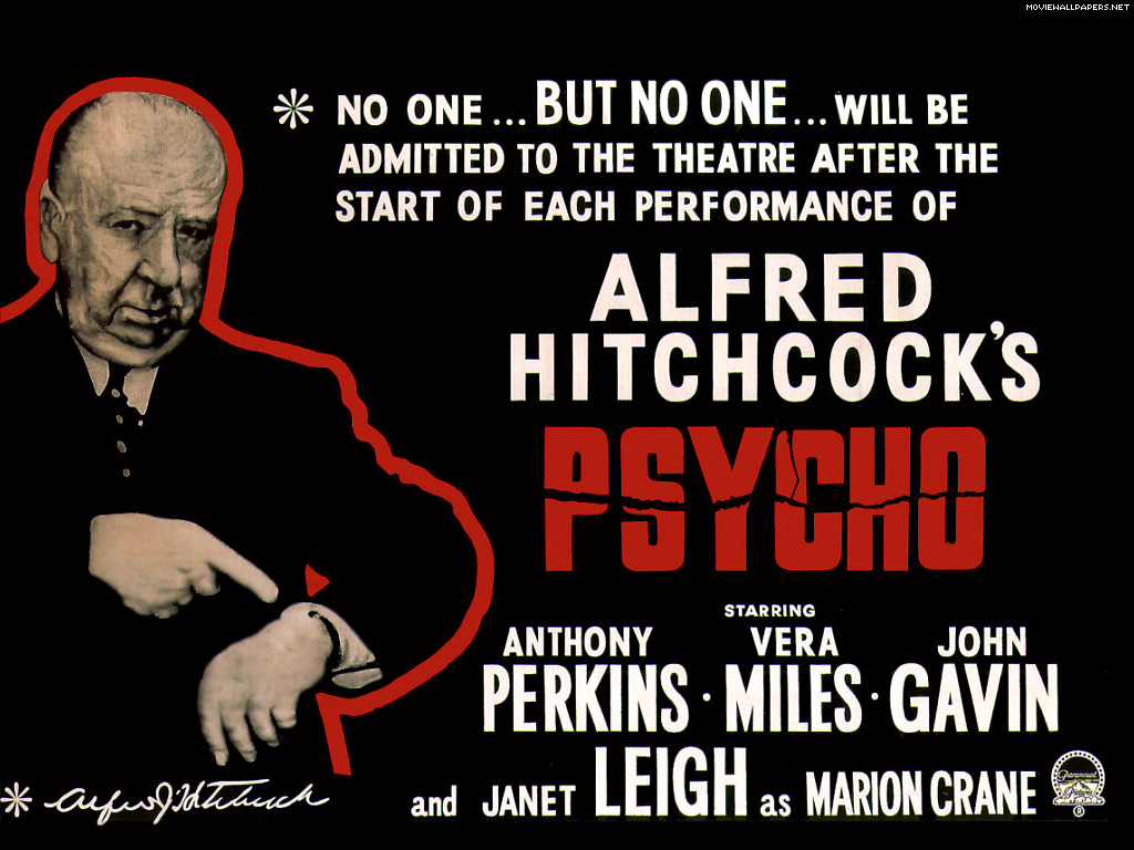 a review of alfred hitchcocks psycho After 50 years, is there anything new to see or hear in alfred hitchcock's psycho a landmark in film history as well as a monument of cinephilia, it has evolved from the cause célèbre that shocked its initial audiences with a murder that upended expectations laid out by its narrative's first 45 minutes to a.