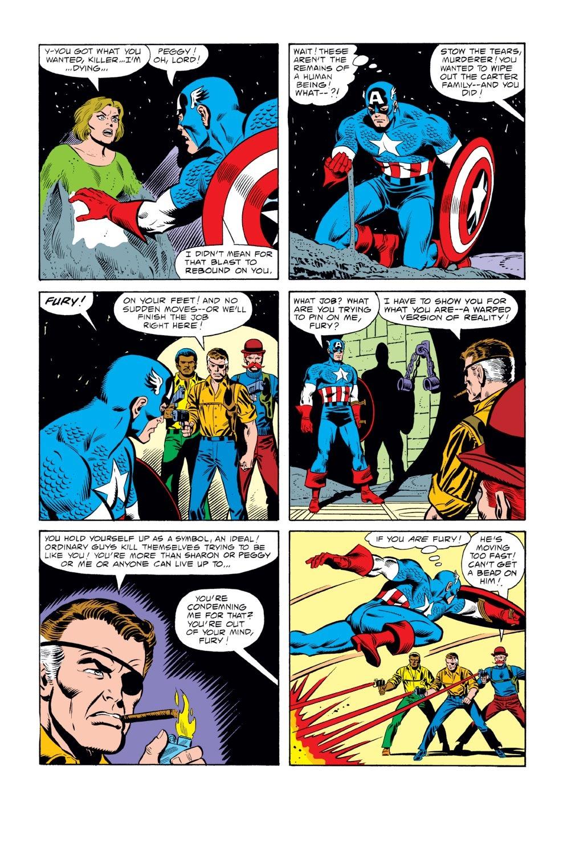 Captain America (1968) Issue #242 #157 - English 7