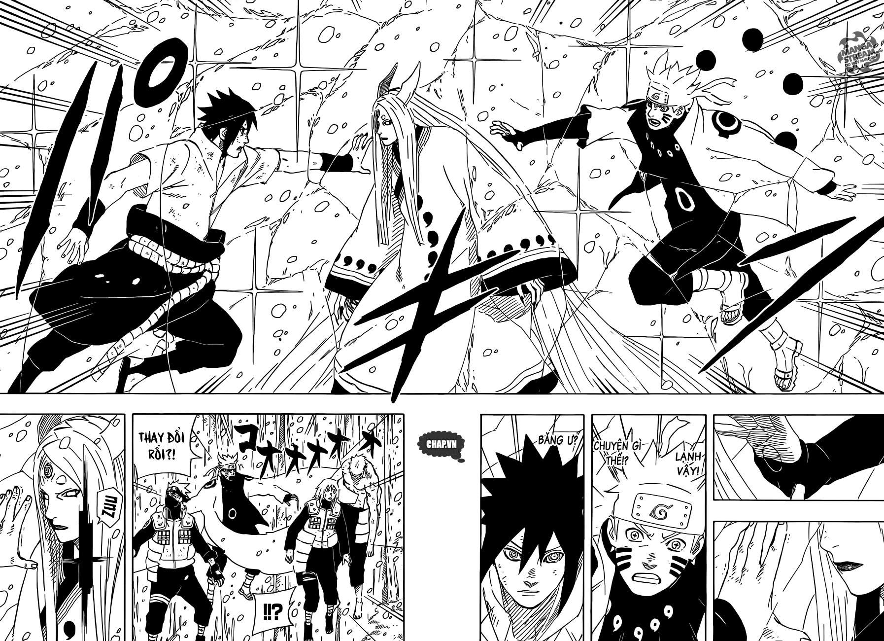 Naruto chap 682 Trang 9