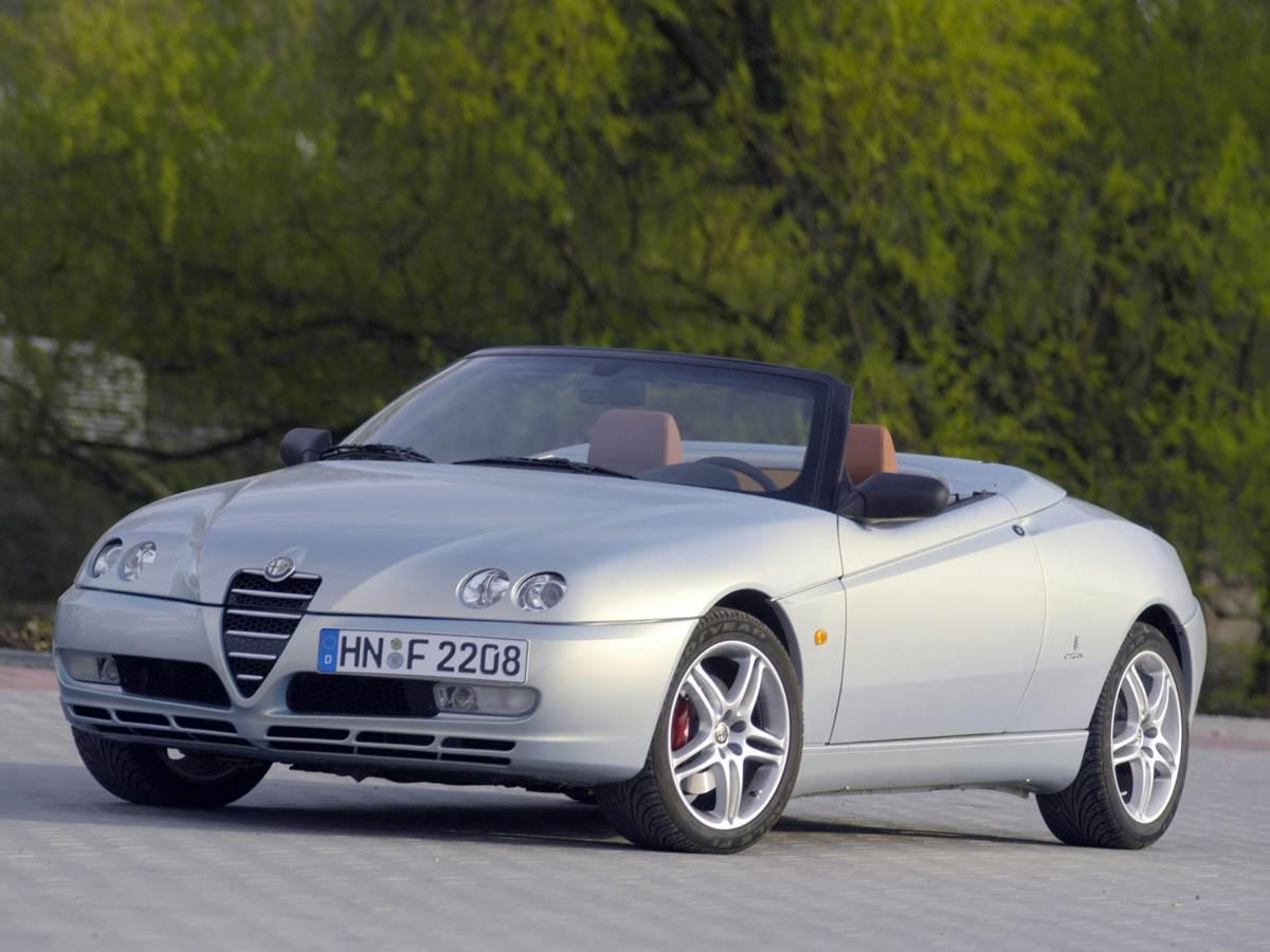 Alfa Romeo Spider 2005