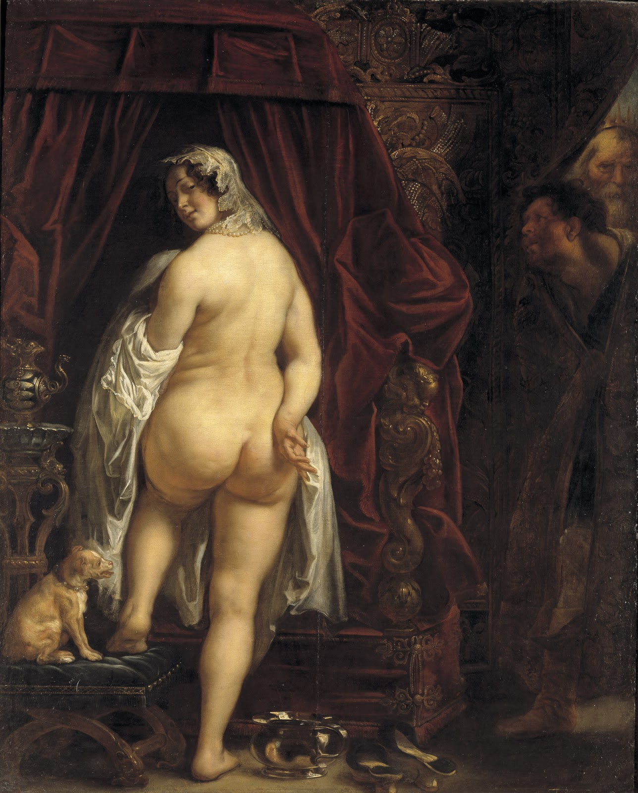 Rondes, rondes, rondes sont les femmes rêvées Jacob_Jordaens-King_Candaules_of_Lydia_Showing_his_Wife_to_Gyges+%25282%2529