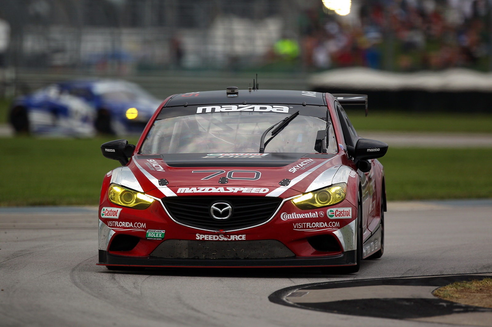 mazda6 skyactiv wins at indianapolis motor speedway. Black Bedroom Furniture Sets. Home Design Ideas