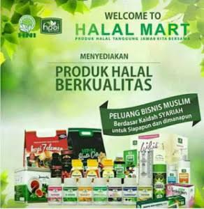 HIJRAH PRODUK - HALAL MART