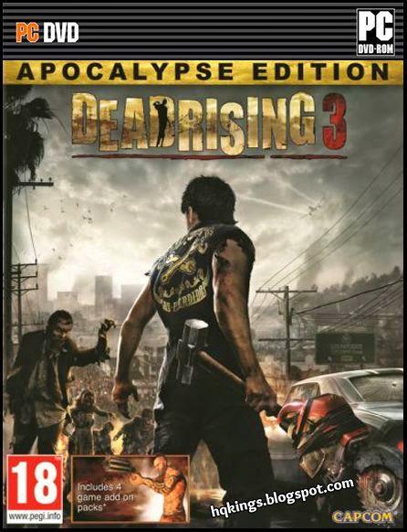 Dead Rising 3 Apocalypse Edition Repack