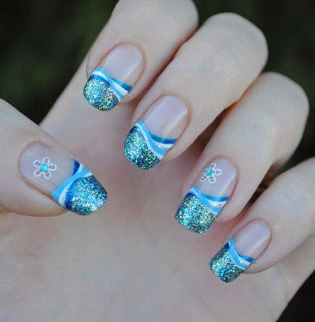 Finger Nail Art