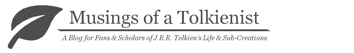 Musings of a Tolkienist