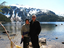 Baranof Lake, Alaska - May 2011