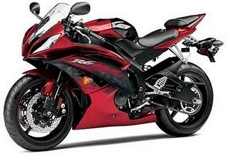 Gambar Motor Keluaran Terbaru dari Yamaha