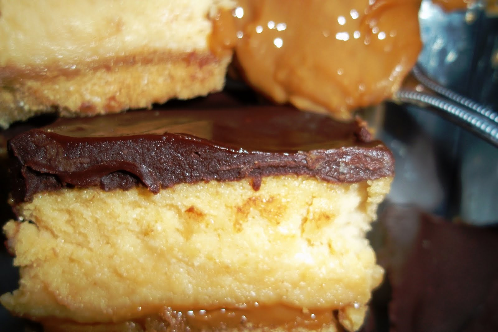 Sinful Sundays: Dulce de Leche Cheesecake Squares
