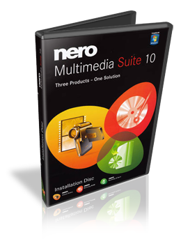 Download Nero Multimedia Suite v 10 0 13200 + Sérial
