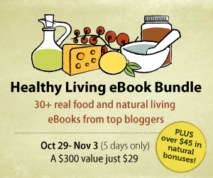 HUGE Healthy Living eBook Sale!