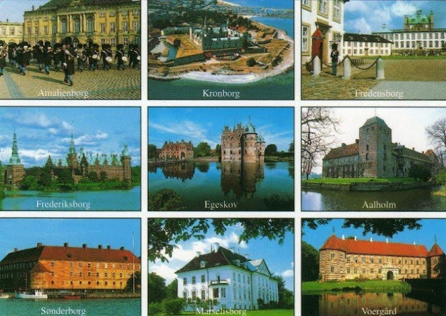 Дания в картинках