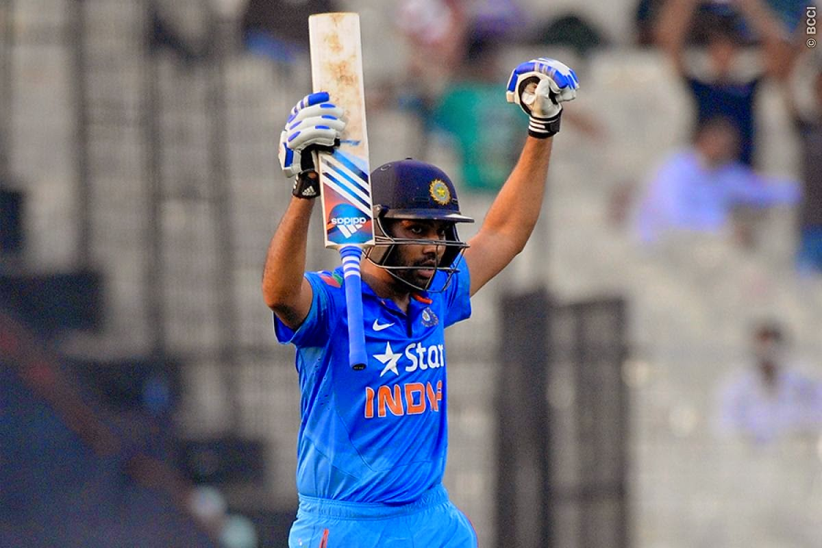 Rohit Sharma 264 runs India vs Srilanka 4th Rohit Sharma 264 Runs Stats