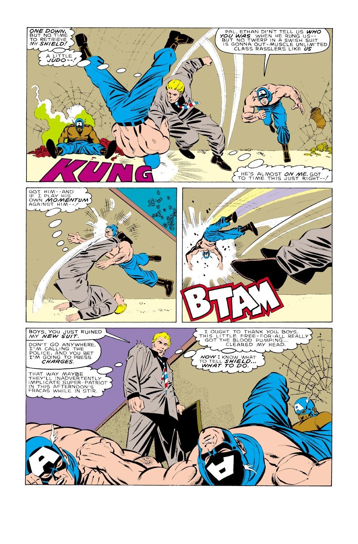 Captain America (1968) Issue #323 #251 - English 22