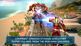 Download Game Iron Man