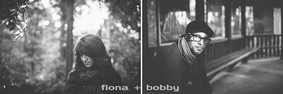 Fiona + Bobby
