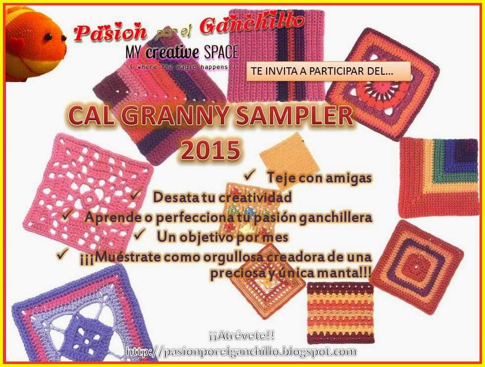 Invitacion: Cal granny sampler de Namja