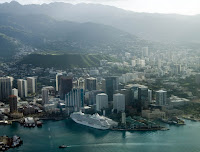 Honolulu, Hawaii. (Credit: Cocoabiscuit/flickr) Click to Enlarge.