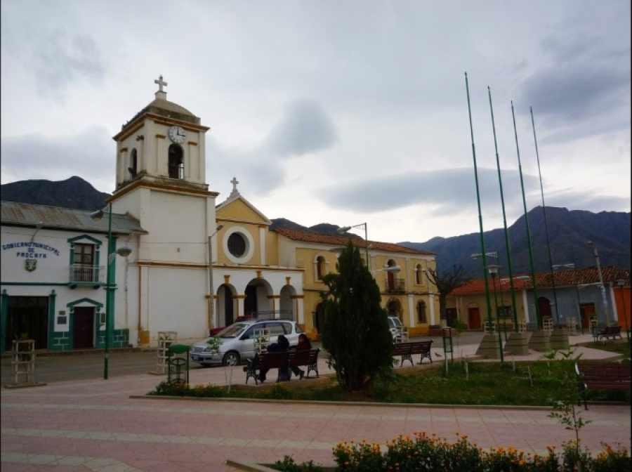 Municipios tarijeños