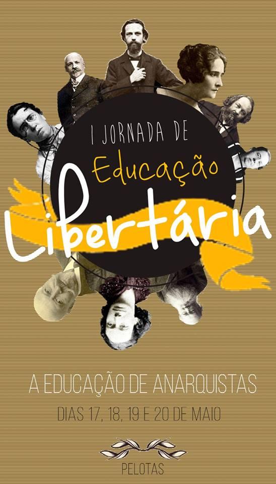 JORNADA DE EDUCAÇÃO LIBERTÁRIA