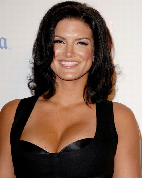 Gina Carano's Next Fight